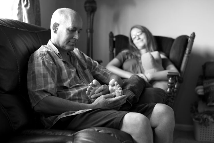 Lung cancer has made these moments all the more precious.
